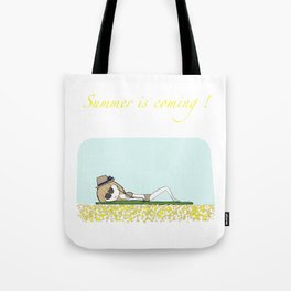 Summer is coming ! Tote Bag