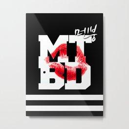 CL MTBD Metal Print