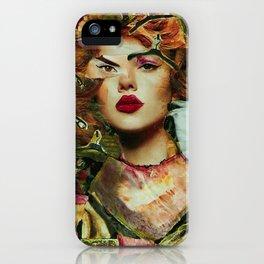 Pout iPhone Case