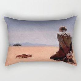 Desert Bound - Better Call Saul Rectangular Pillow