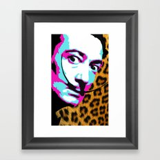 I'm sexy and I know it Framed Art Print