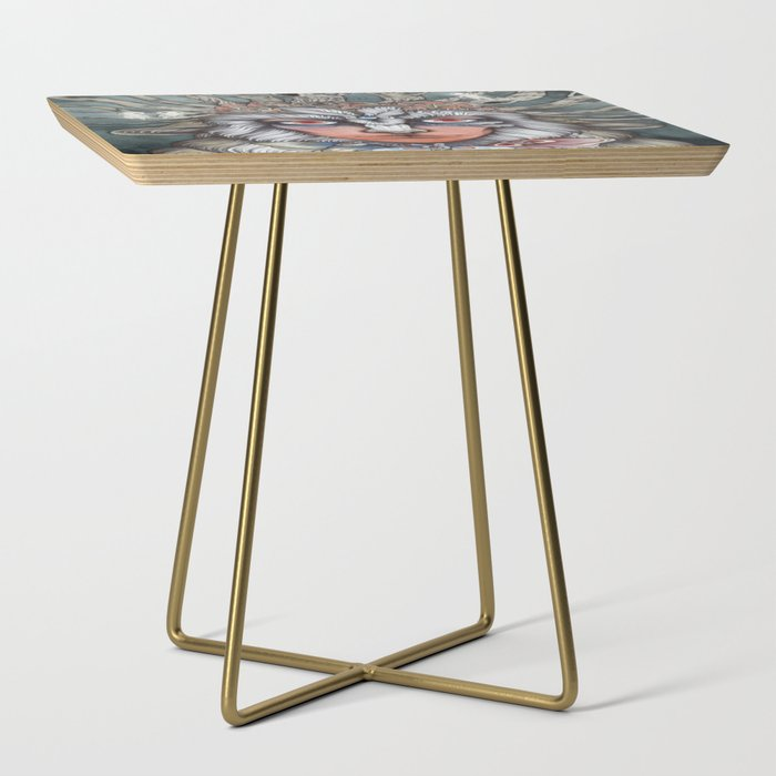 Spirit of the Forest Side Table