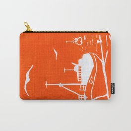 Comrades in Orange Carry-All Pouch