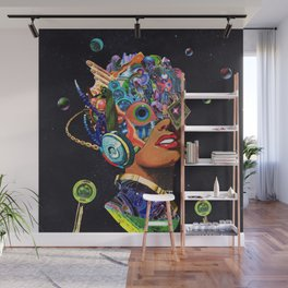 Foreign Residents Wall Mural