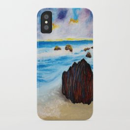 Serenity Rock iPhone Case