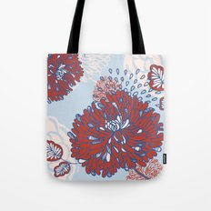 Crisantemo Tote Bag