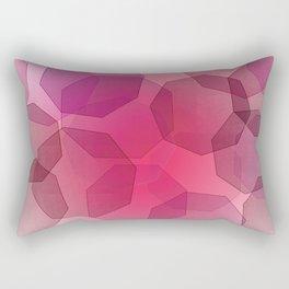 Octa-bokeh. Rectangular Pillow