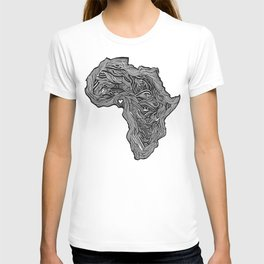 ROOTED (NIGERIA) T-shirt