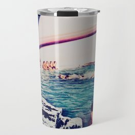 Spa of Saturn Travel Mug