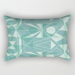 Nordic Combination 34 Rectangular Pillow