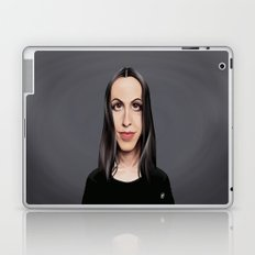 Celebrity Sunday ~ Alanis Morissette Laptop & iPad Skin