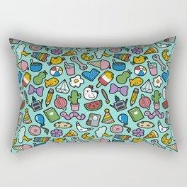 Hodgepodge Rectangular Pillow