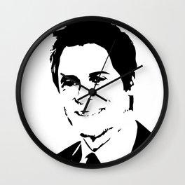 Chris Traegor Wall Clock
