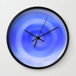 Circling in The Background Wall Clock