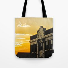 Palace Theatre Sunset Tote Bag
