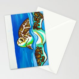 Honu Surf Stationery Cards
