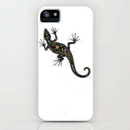 Lézard colors iPhone Case