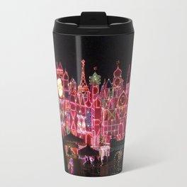 Small World Holiday (Night-time no.1) Travel Mug