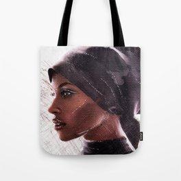 Jasmine Warsame Tote Bag