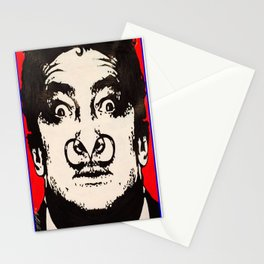 Doodle Dali Stationery Cards