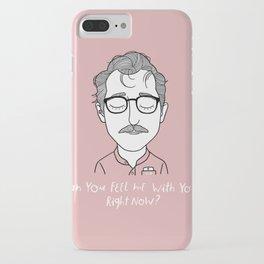 T & S iPhone Case
