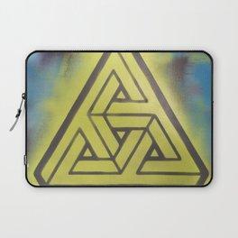 Penrosian Triad Laptop Sleeve