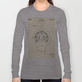 Marine Telegraph-1921 Long Sleeve T-shirt