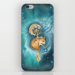 Step 1  Close your eyes - step 2 Make a Wish - step 3 Blow iPhone Skin