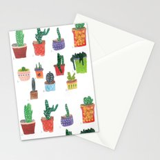 Cactos. Stationery Cards