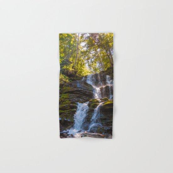 waterfall Hand & Bath Towel