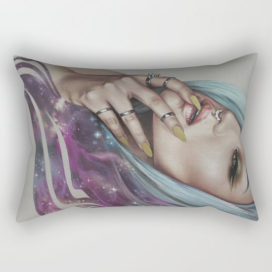 Nebulae Rectangular Pillow