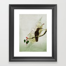 Preety Dirty Little Things Framed Art Print