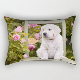 Buster Rectangular Pillow