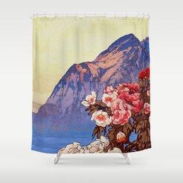 Kanata Scents Shower Curtain