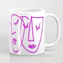 Lovely Faces Coffee Mug