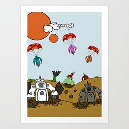 3021 Art Print