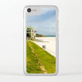 Cottesloe Beach, Perth, Western Australia Clear iPhone Case