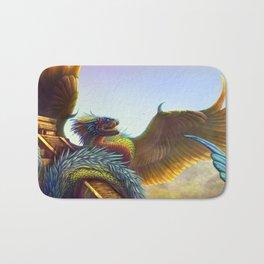 Quetzalcoatl 2018 Bath Mat