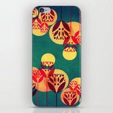 Fall is here iPhone & iPod Skin