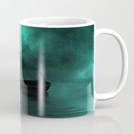 Solar Swan Coffee Mug