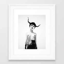 Sweetest Kill Framed Art Print