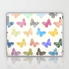 Colorful butterflies Laptop & iPad Skin