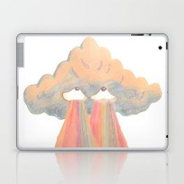 Cloud pink Laptop & iPad Skin