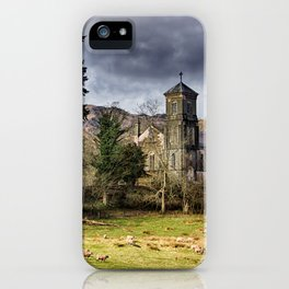 Sanctuary in the Storm iPhone Case