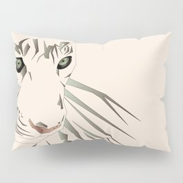 Tiger's Tranquility Pillow Sham