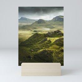 Isle of Skye, Scotland Mini Art Print