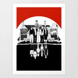 The Haunting of Hill House Art Print