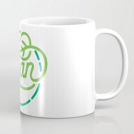 Vegan hand made lettering Coffee Mug