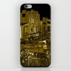 Whats left in the West iPhone & iPod Skin