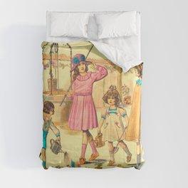 Jeux d'enfants Comforters